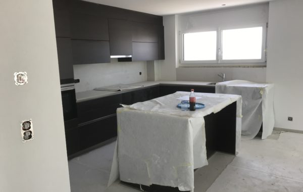 Prilly 2 immeubles de 4 appartements