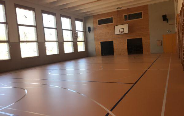 Le Vaud création UAPE et rénovation de la grande salle