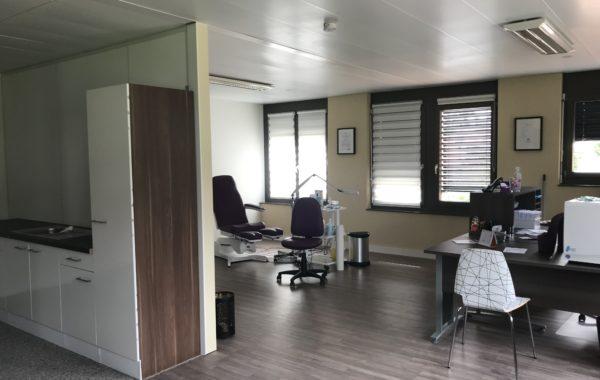 Le Vaud transformation d'un cabinet de physio et podologie